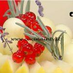 La Prova del Cuoco - ricetta Perle di melone con zabaione al porto e pistacchio di Daniele Paralovo