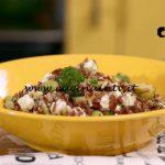 Riso rosso con edamame ricetta Marco Bianchi da La mia cucina delle emozioni