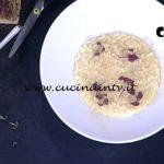 Detto Fatto - ricetta Risotto di castagne e mele di Ilario Vinciguerra