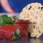 Detto Fatto - ricetta Rollè di verdure di Ilario Vinciguerra