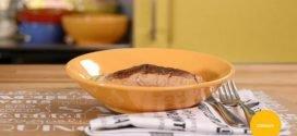 La mia cucina delle emozioni - ricetta Salmone con edamame e cacao di Marco Bianchi