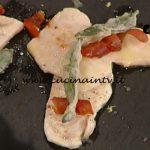 La Prova del Cuoco - ricetta Saltimbocca di pesce spada con salvia fritta di Nicoletta Lanci
