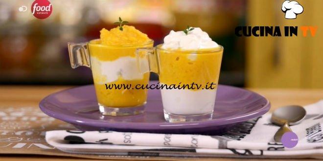 La mia cucina delle emozioni - ricetta Shottino di carote e yogurt di Marco Bianchi