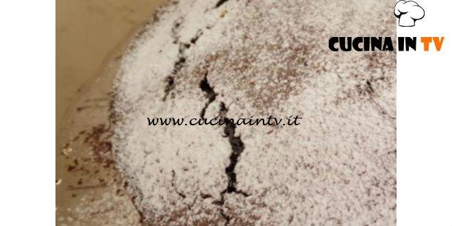 Cotto e mangiato - Torta di cioccolato e castagne ricetta Tessa Gelisio