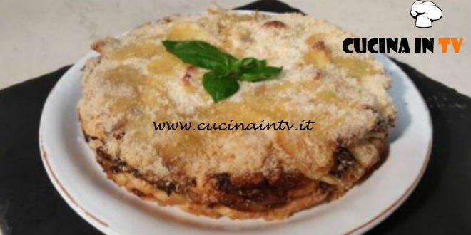 Cotto e mangiato - Torta di patate ricetta Tessa Gelisio