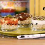 La mia cucina delle emozioni - ricetta Tris di quinoa soffiata di Marco Bianchi