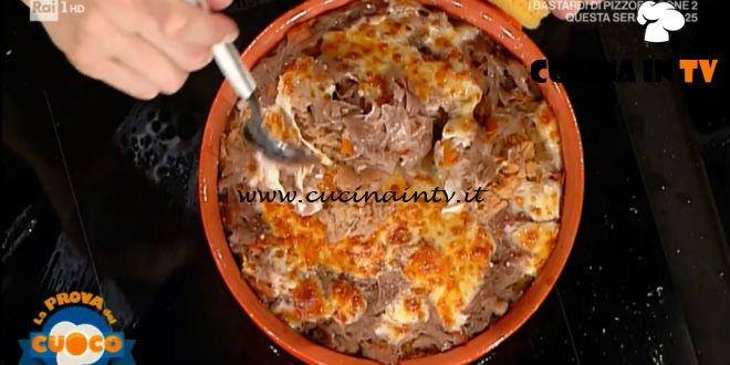 La Prova del Cuoco - ricetta Zuppa di cipolle alla fiorentina di Luca Pappagallo