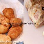 Ricette all'italiana - ricetta Polpettone di carne e crocchette di Anna Moroni