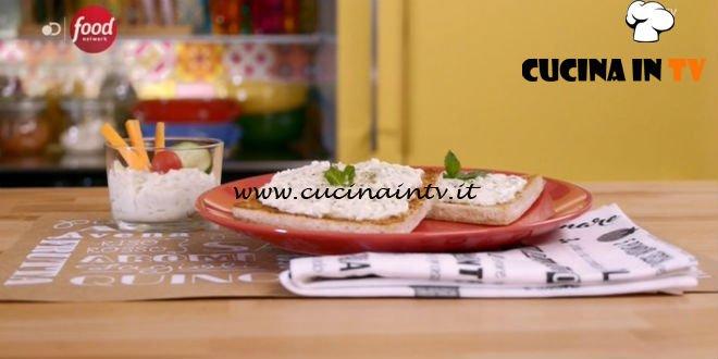 La mia cucina delle emozioni - ricetta Avocado toast di Marco Bianchi
