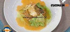 La Prova del Cuoco - ricetta Baccalà in ristretto di cassoeula di Vincenzo Lebano