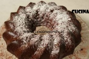 Cotto e Mangiato | Ciambella yogurt e cacao ricetta Tessa Gelisio