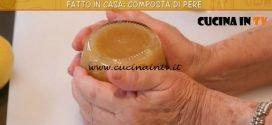 Ricette all'italiana - ricetta Composta di pere di Anna Moroni