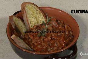 Cotto e Mangiato | Cotiche con fagioli dall'occhio ricetta Tessa Gelisio