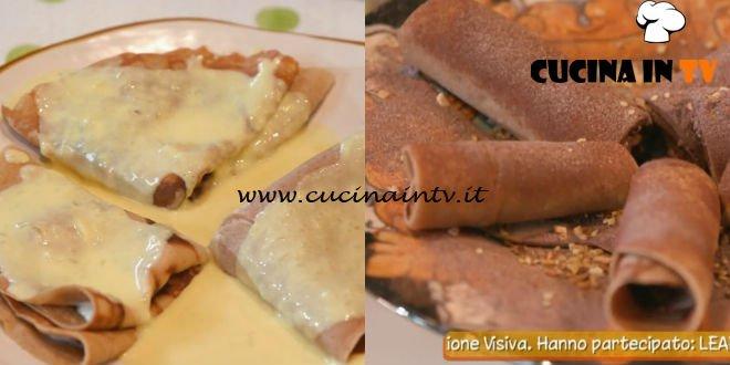 Ricette all'italiana - ricetta Crespelle di castagne di Anna Moroni