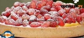 La Prova del Cuoco - ricetta Crostata di frutta di Federico Prodon