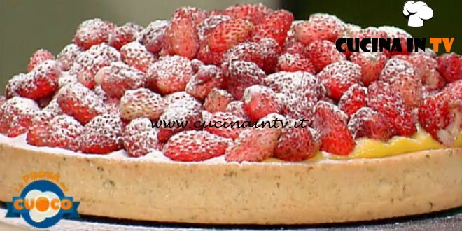 La Prova del Cuoco | Crostata di frutta ricetta Federico Prodon