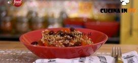 La mia cucina delle emozioni - ricetta Farro con peperoni ed olive di Marco Bianchi