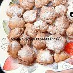 La Prova del Cuoco - ricetta Frittelle di mele e arancia di Anna Maria Palma