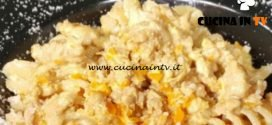 Cotto e mangiato - Fusilloni al ragù bianco di pollo ricetta Tessa Gelisio
