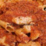 Ricette all'italiana - ricetta Garganelli al ragù di fagioli di Anna Moroni