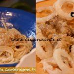 Ricette all'italiana - ricetta Pasta alla genovese e cipolle in tempura di Anna Moroni