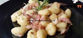 Cotto e mangiato - Gnocchetti al taleggio ricetta Tessa Gelisio