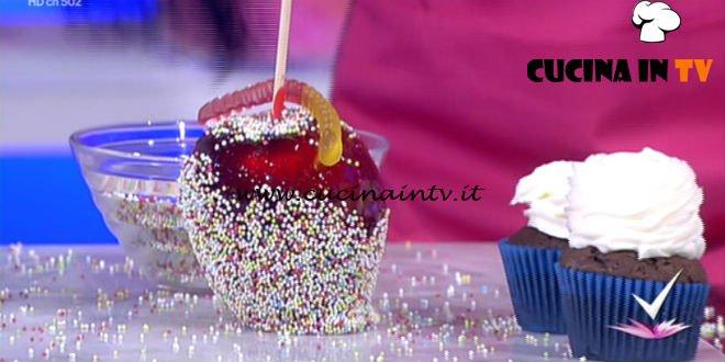Detto Fatto - ricetta Mele caramellate e cupcake di Alessandro Capotosti