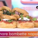 Detto Fatto - ricetta Montanare e bombette napoletane di Gianfranco Iervolino