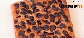 Ricette all'italiana - ricetta Pane con l'uva di Anna Moroni