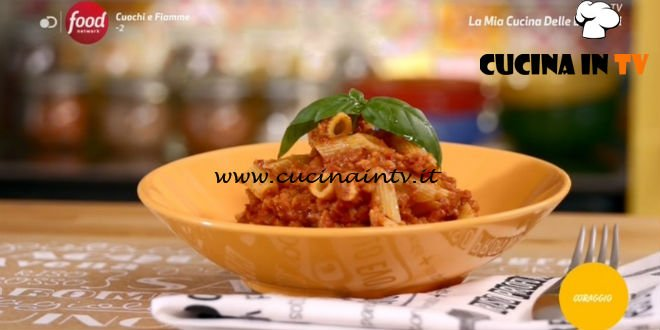 La mia cucina delle emozioni - ricetta Pasta con ragù di soia di Marco Bianchi