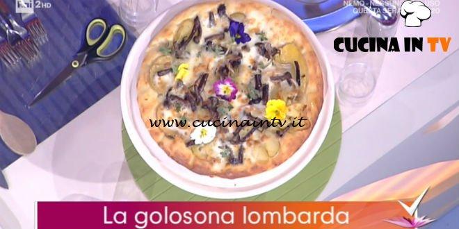 Detto Fatto | Pizza golosona lombarda ricetta Gianfranco Iervolino