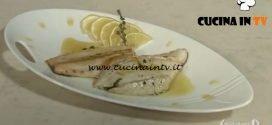 Cotto e Mangiato | Ricciola alla salsa di limone ricetta Tessa Gelisio