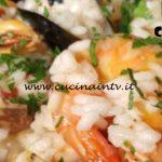 Cotto e mangiato - Risotto allo scoglio ricetta Tessa Gelisio