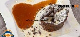 La Prova del Cuoco - ricetta Seadas al cacao su salsa di castagne e miele di Nicola Vizzarri