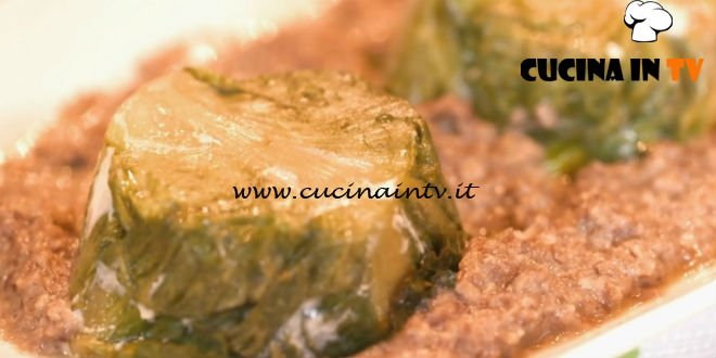 Ricette all'italiana - ricetta Sformato funghi ricotta e scarola di Anna Moroni