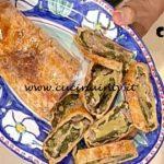 La Prova del Cuoco - ricetta Strudel salato con salsicce e cime di rapa di Simone Ferri Graziani