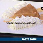 La Prova del Cuoco - ricetta Tarte tatin di Federico Prodon