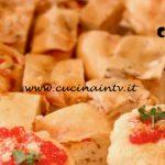 Ricette all'italiana - ricetta Torta rustica di Liliana e pizzelle fritte di Anna Moroni