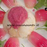 La Prova del Cuoco - ricetta Tortino di baccalà con mozzarella e cipolle rosse di Anna Maria Palma