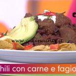 Detto Fatto - ricetta Chili con carne e fagioli di Laurel Evans