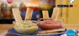 La mia cucina delle emozioni - ricetta Hummus e guacamole di Marco Bianchi