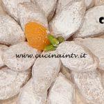 La Prova del Cuoco - ricetta Ricciarelli di Susanna Badii
