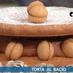 La Prova del Cuoco - ricetta Torta al bacio di Diego Bongiovanni
