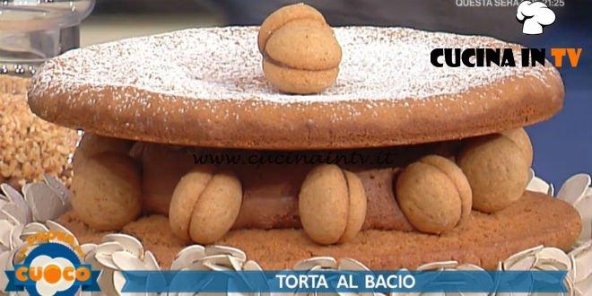 La Prova del Cuoco | Torta al bacio ricetta Diego Bongiovanni