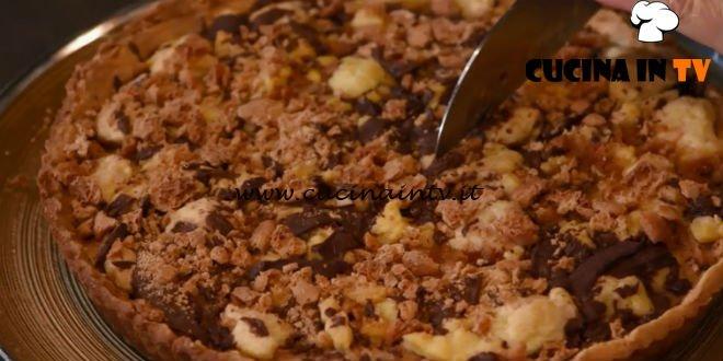 Ricette all'italiana | Torta pere e cioccolato ricetta Anna Moroni