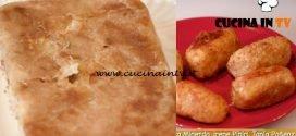 Ricette all'italiana - ricetta Tortiera e crocchette di baccalà di Anna Moroni