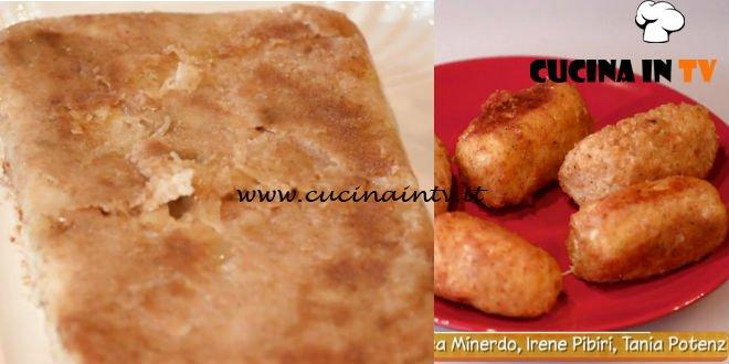 Ricette all'italiana | Tortiera e crocchette di baccalà ricetta Anna Moroni