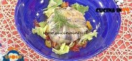 La Prova del Cuoco - ricetta Tortino di alici e scarola con uvetta, pinoli e pecorino di Antonio Paolino