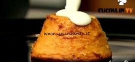 Cotto e mangiato - Flan di cavolfiore e taleggio ricetta Tessa Gelisio