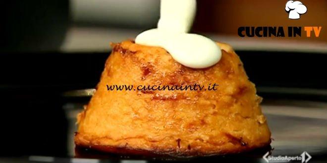 Cotto e Mangiato | Flan di cavolfiore e taleggio ricetta Tessa Gelisio
